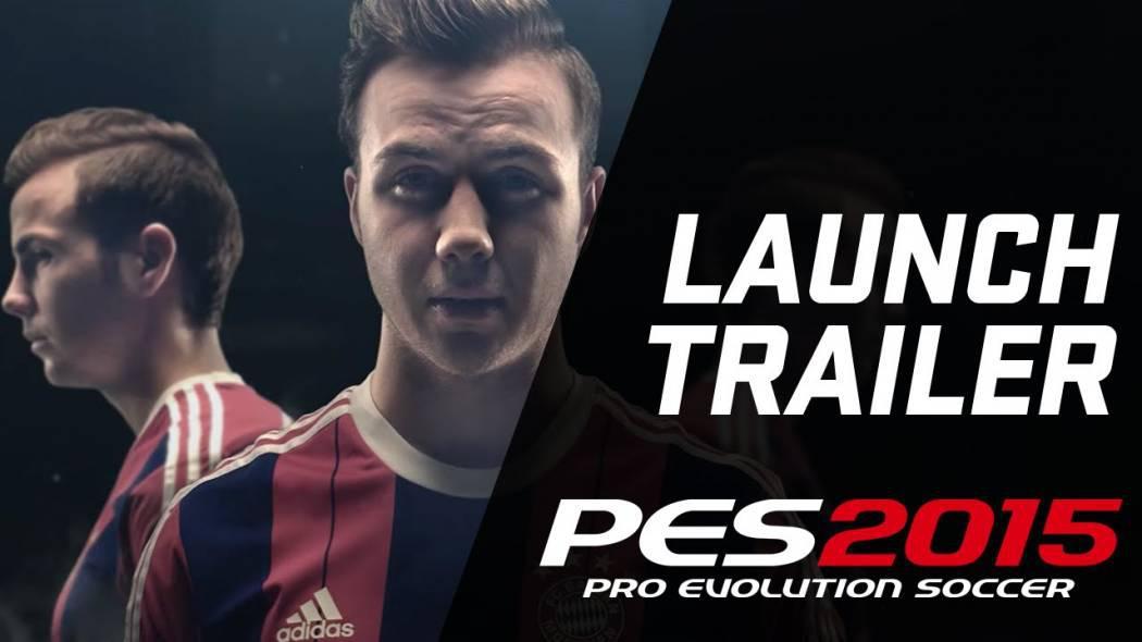 Trailer de lansare pentru Pro Evolution Soccer 2015