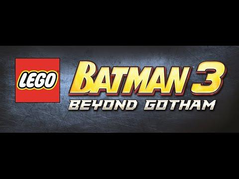 Trailer de lansare superb pentru LEGO Batman 3: Beyond Gotham