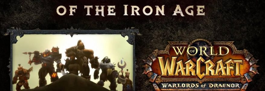 World of Warcraft: Warlords of Draenor ne incită la joc cu un nou trailer