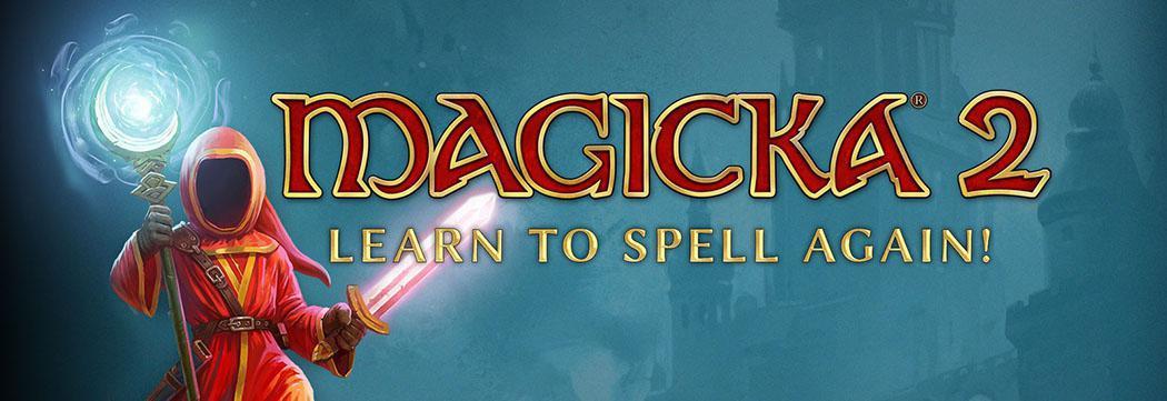 Magicka 2 Logo