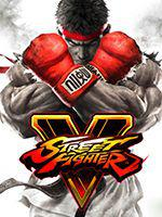 Street Fighter V Box Art