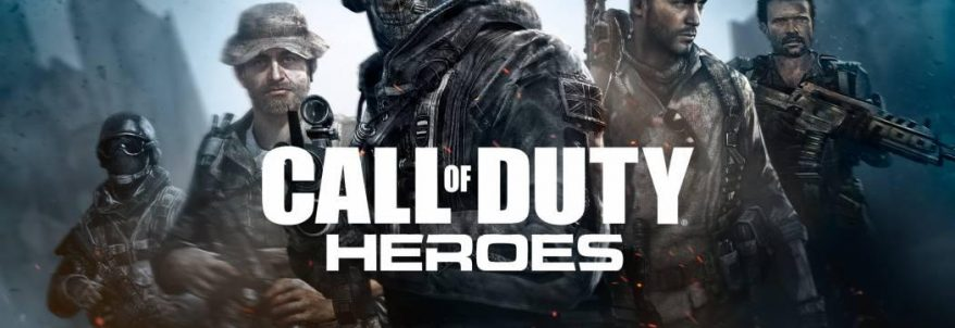 Call of Duty: Heroes s-a lansat oficial