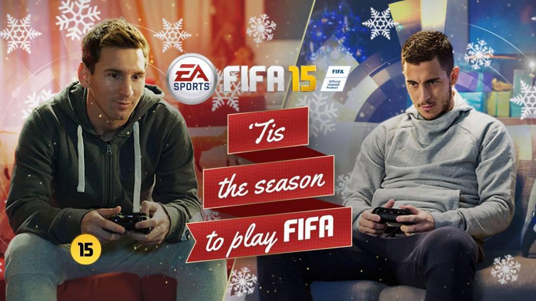 Crăciunul este o sărbătoare importantă și în FIFA 15