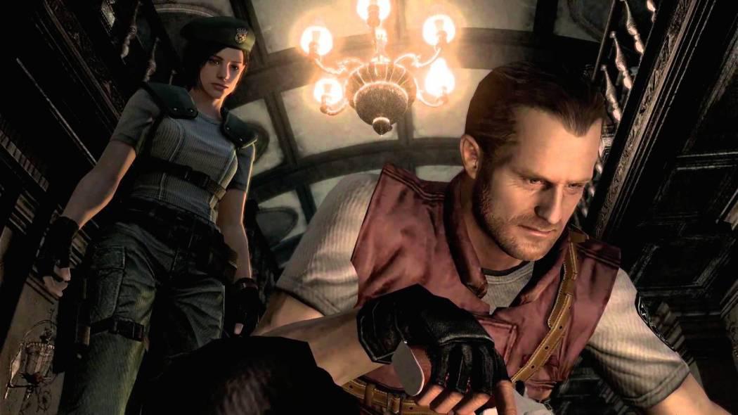 Data de lansare a jocului Resident Evil HD a fost anunțată oficial