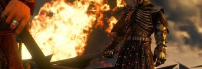 Elder Blood gameplay trailer lansat pentru The Witcher 3: Wild Hunt