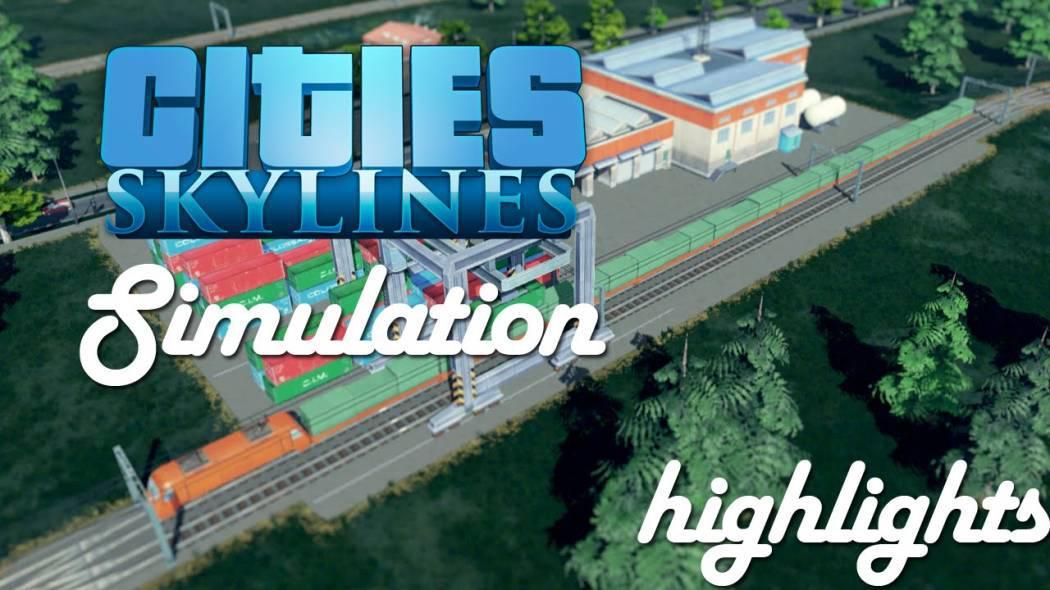 Gameplay ce prezintă simularea din Cities: Skylines