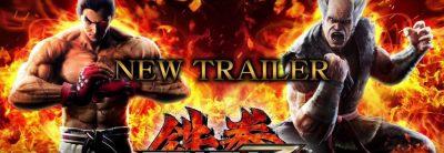 Tekken 7 ar putea fi lansat și pe PC