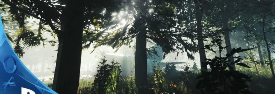 Trailer de anunțare pe PS4 pentru The Forest