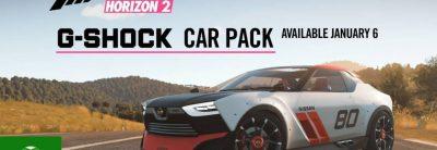 Forza Horizon 2 primește trailer pentru G-Shock Car Pack