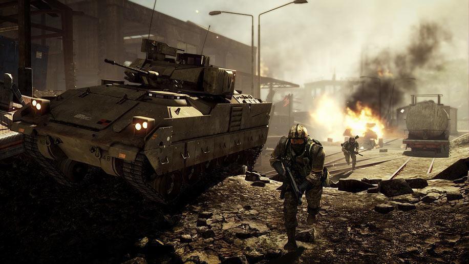 Imagini Battlefield: Bad Company 2