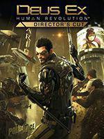 Deus Ex Human Revolution Director's Cut Cover