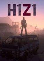 H1Z1 Cover Box Art