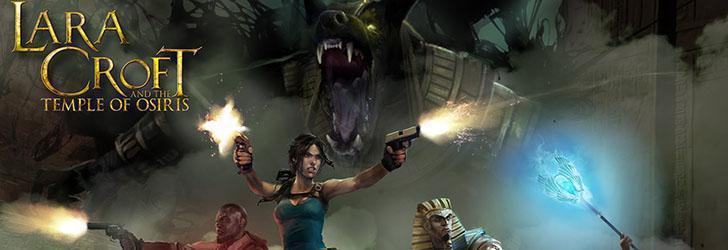 Lara Croft and the Temple of Osiris Review Română