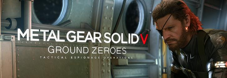 Metal Gear Solid 5: Ground Zeroes Review Română
