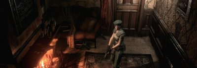 Imagini Resident Evil HD