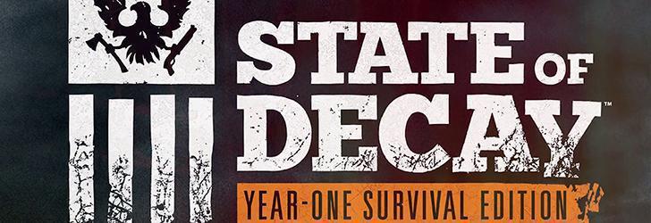 State of Decay: Year One Survival Edition va fi lansat în Aprilie
