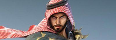 Shaheen din Saudi Arabia confirmat pentru Tekken 7