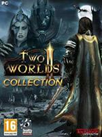 Two Worlds Collection PC Box Art Coperta
