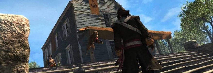 Assassin's Creed: Rogue primește trailer ce prezintă viața de templier