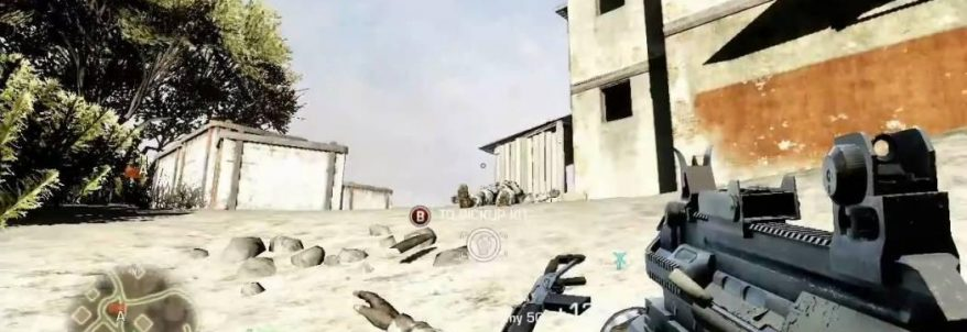 Battlefield: Bad Company 2 - Gameplay