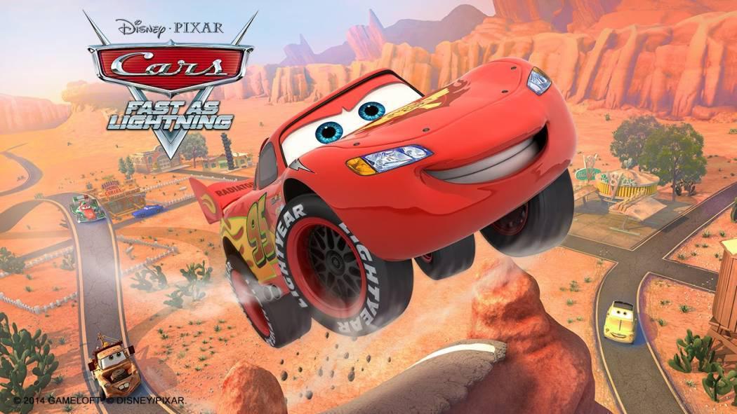 Cars: Fast as Lightning – Trailer