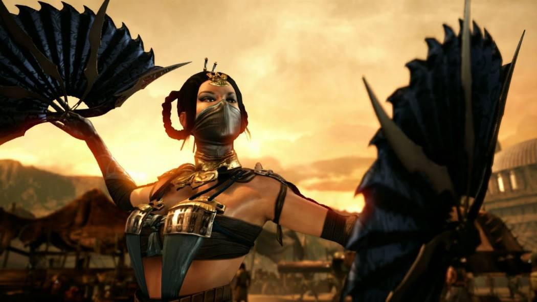 Gameplay plin de acțiune pentru Mortal Kombat X