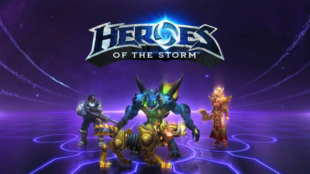 Intrați direct în Nexus cu pachetul Heroes of the Storm Founder's Pack