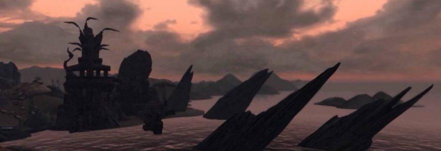 Modul Skywind pentru Skyrim prezintă regiunea Sheogorad