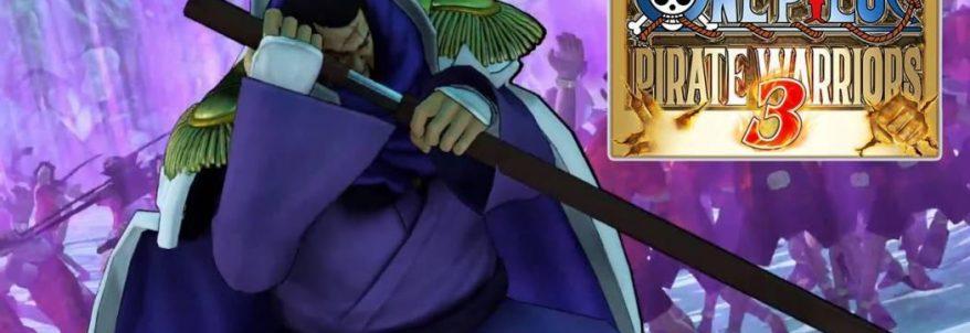 One Piece: Pirate Warriors 3 anunțat pentru vara anului 2015