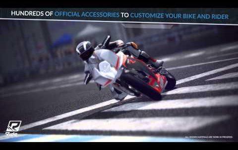 RIDE primește gameplay trailer și dată de lansare oficială
