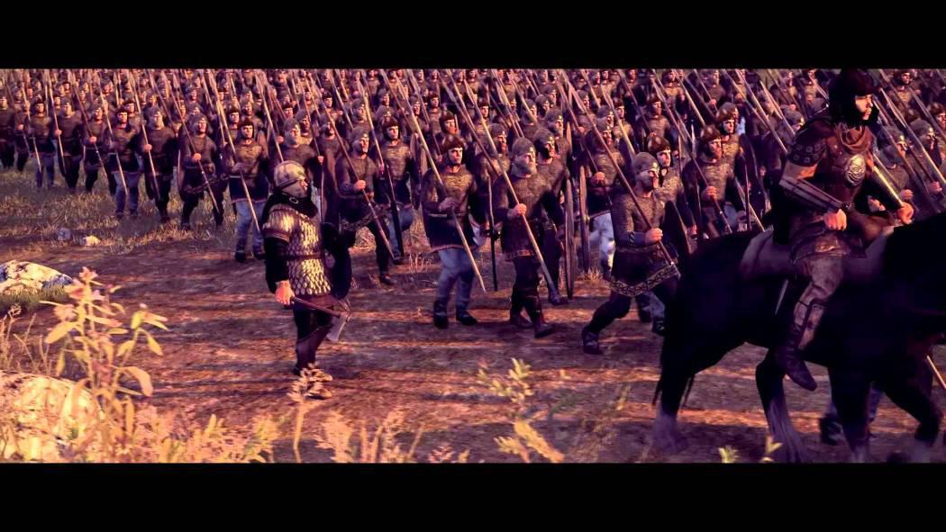 Total War: Attila primește trailer ce prezintă hoardele migratoare