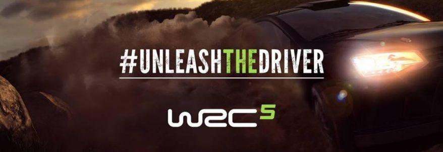 WRC 5 a primit scurt trailer de anunțare