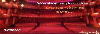 Bethesda va organiza pentru prima dată un eveniment de presă la E3