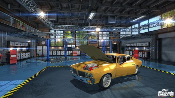 Imagini Car Mechanic Simulator 2015