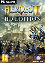 Heroes III HD Edition Box Art