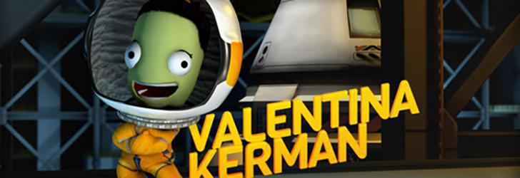 Kerbal Space Program va include caractere de sex feminin