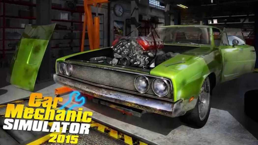 Car Mechanic Simulator 2015 – Kickstarter
