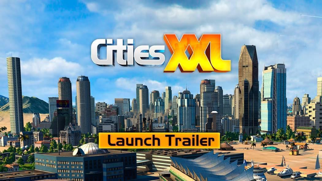 Cities XXL a primit trailer de lansare