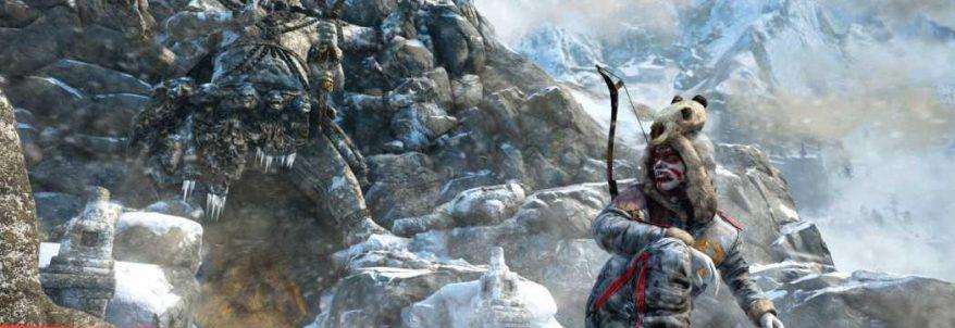 DLC-ul Valley of the Yetis pentru Far Cry 4 se va lansa în 10 martie
