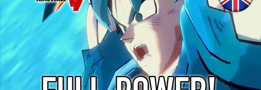 Dragon Ball: Xenoverse - Full Power Trailer