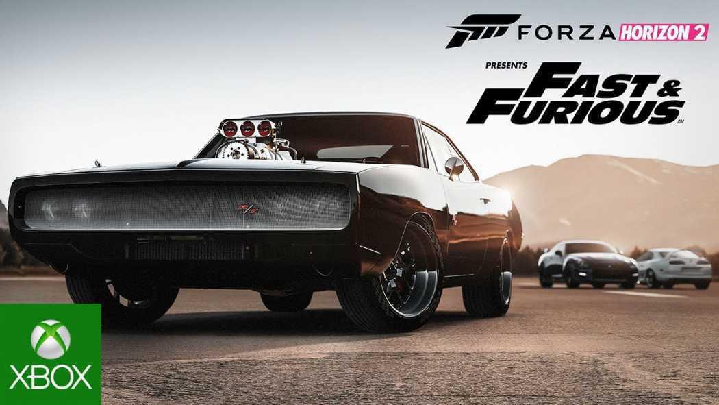 Forza Horizon 2 anunță expansionul Fast & Furious