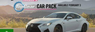 Forza Horizon 2 primește trailer pentru Top Gear Car Pack