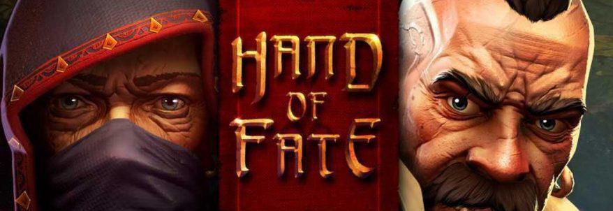Hand of Fate este acum disponibil pentru PC, PlayStation 4 și Xbox One
