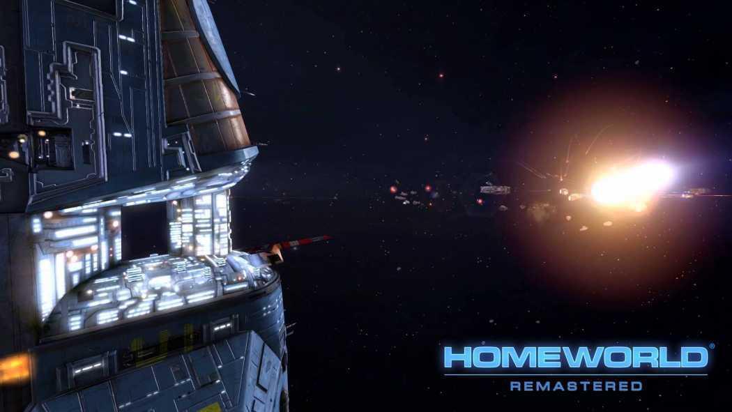 Homeworld Remastered Collection primește trailer ce detaliază povestea jocului