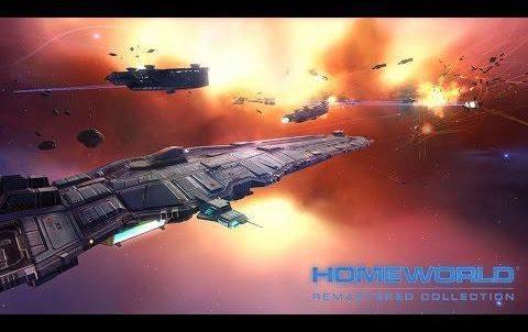 Homeworld Remastered prezentat într-un video introductiv