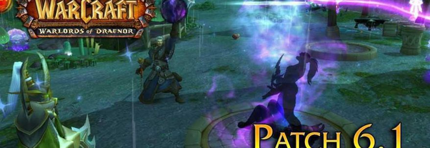Patchul 6.1. pentru World of Warcraft se va lansa săptămâna următoare