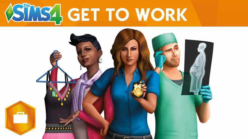 The Sims 4 vă va pune la muncă cu DLC-ul Get to Work