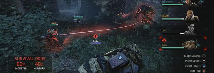 Evolve va primii un mod Observer