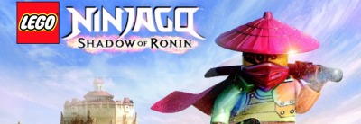 LEGO Ninjago Shadow of Ronin Logo