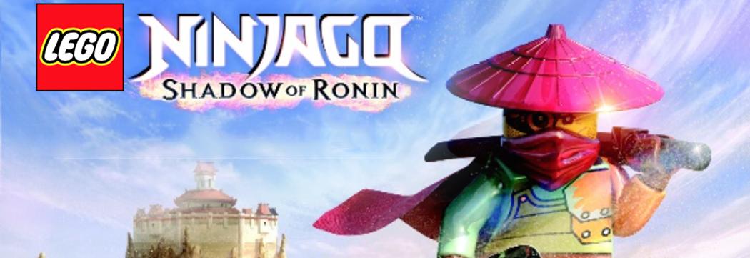 LEGO Ninjago: Shadow of Ronin - 3DS, PS Vita - Digital Games